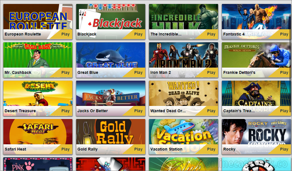 casino reviews online on9 games