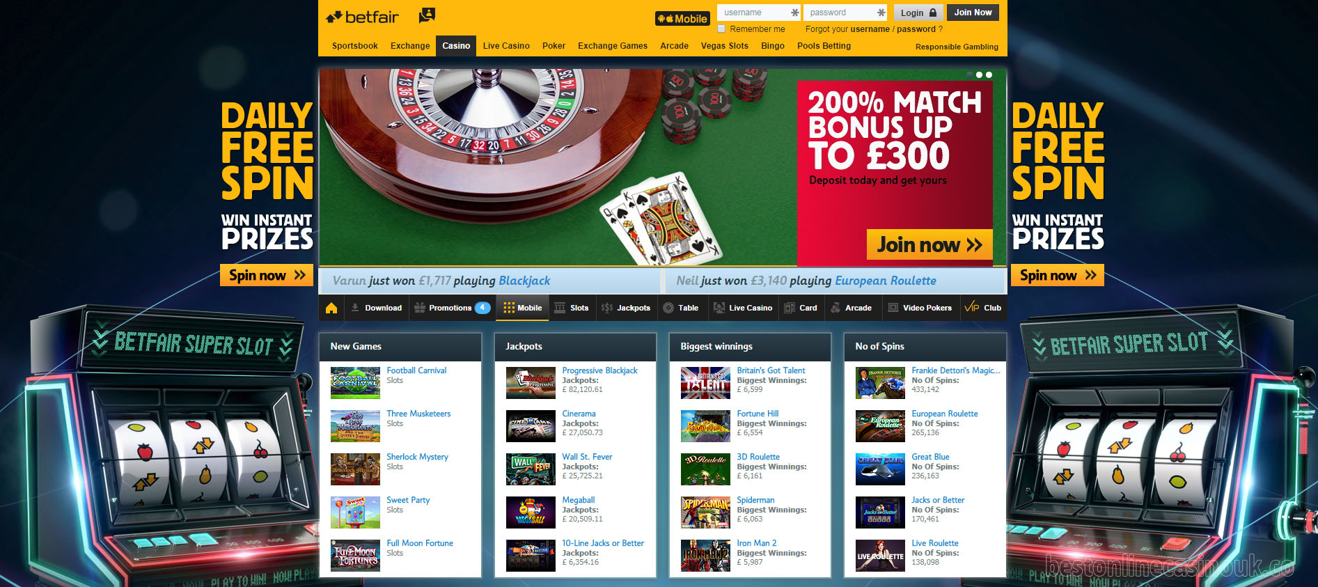 betfair casino not working on mac