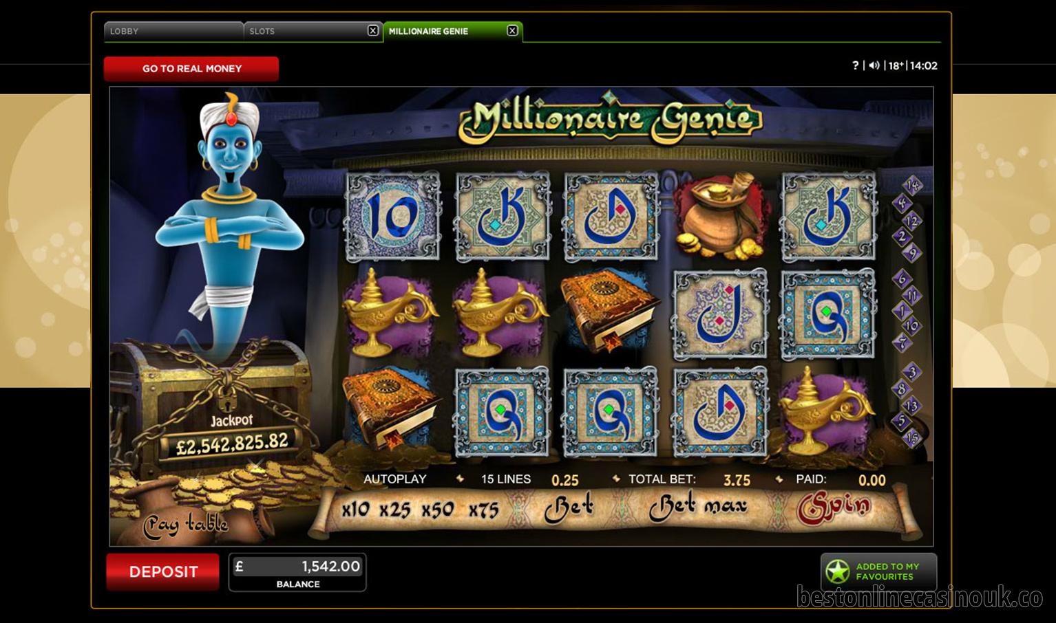 casino games uk